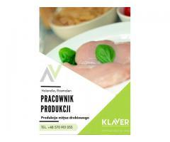Pakowanie mięsa drobiowego Holandia- Rosmalen !!