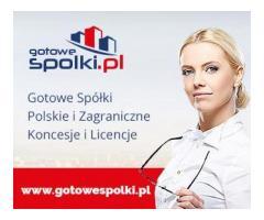 Licencje na spedycje i transport 603557777 KONCESJE PALIWOWE OPC, spółki zagraniczne z VAT EU